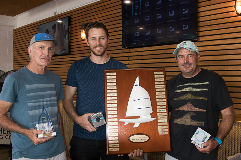 Congratulations to Havoc skippered by Colin Beashel and crewed by Richard Allanson and Henry Kernot for winning the 2018-2019 Garmin Etchells State Championships with one race to spare
